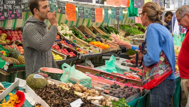 Къде са родните плодове и зеленчуци на европейската карта?