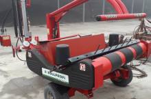 Фолираща машина Poettinger G 400 - Трактор