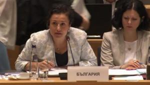 Десислава Танева: Трябва да се справим с прилагането на екосхеми в земеделието