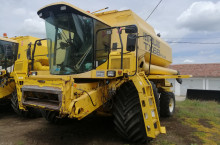 New-Holland TX 68 Plus - Трактор