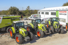 Claas Arion 630 - Трактор