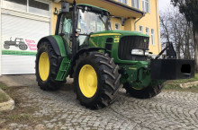 John-Deere 6830 POWER QUAD PLUS ЛИЗИНГ - Трактор