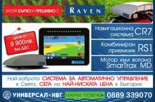 Система за Автоматично Управление RAVEN RS1 - Трактор