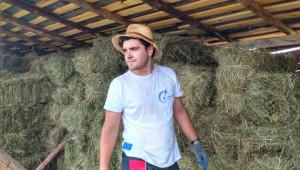 Млад фермер от Банско бори кризата с нови идеи