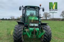 John-Deere 6430 - Трактор