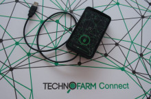 TechnoFarm Connect - Трактор