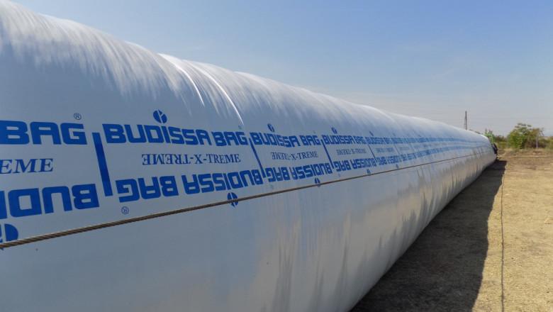 Budissa Bag – най-изгодната технология за висококачествен силаж