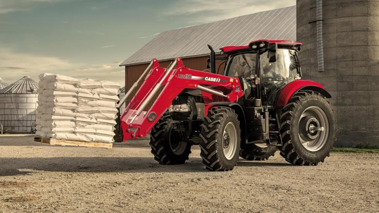 Стартира пролетна кампания за тракторите Case IH Puma
