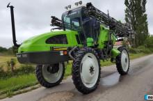 Tecnoma Lasser 3000 - Трактор