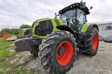 Claas Axion 850 Cis - Трактор