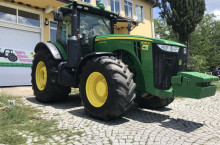 John-Deere 8335R POWER SHIFT С НАВИГАЦИЯ ЛИЗИНГ - Трактор