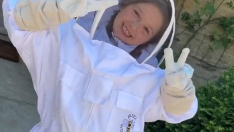 Пчеларството е новото хоби на Дейвид Бекъм