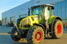 Claas Axion 850 Cebis T4 - Трактор