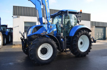 New-Holland T7.175 Autocommand - Трактор