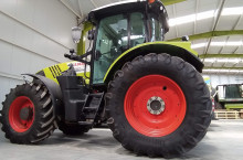 Claas Arion 650 Cmatic Cebis - Трактор