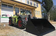 Claas SCORPION 7040 VARIPOWER ЛИЗИНГ - Трактор