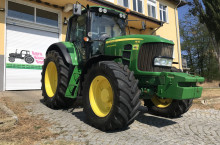 John-Deere 7530 PREMIUM POWER QUAD ЛИЗИНГ - Трактор