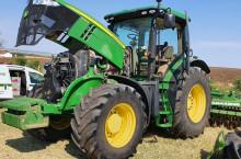 John-Deere 7215R - Трактор