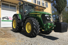 John-Deere 7930 POWER QUAD ЛИЗИНГ - Трактор
