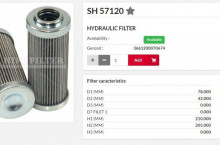 HIFI FILTER SH57120 - Трактор