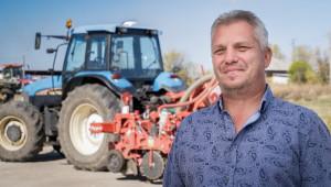 Защо и как Георги Георгиев модернизира стопанството си с Trimble?