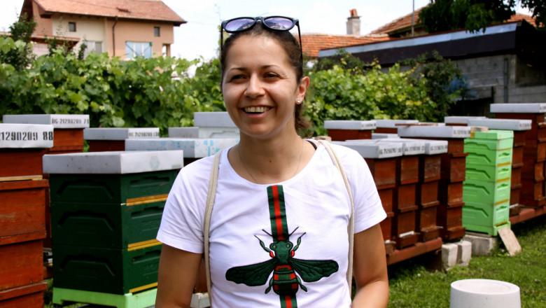 Дамите в селското стопанство: Теодора Тодорова