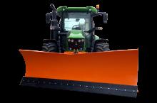 Гребло за сняг - Трактор