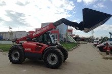 Manitou 634-120 LSU Turbo - Трактор