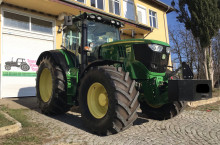 John-Deere 6170R POWER QUAD ЛИЗИНГ - Трактор