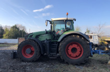 Fendt 939 Vario Profi Plus - Трактор