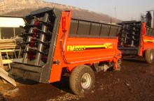 Тороразпрьскващо ремарке  FIMAXS FMGR5 - Трактор