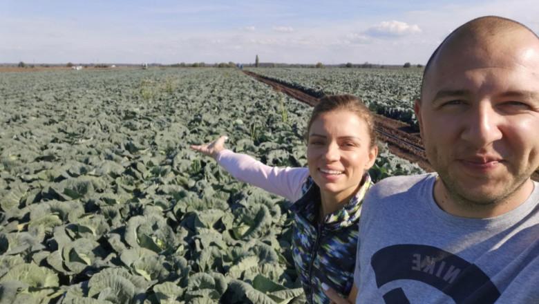 До Калифорния и обратно: Рецептата за успех на млад зеленчукопроизводител