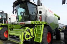 Claas Lexion 650 - Трактор