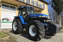 New-Holland 8970A ЛИЗИНГ - Трактор