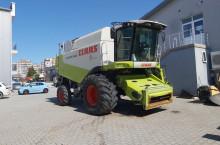 Наличен и Обслужен Комбайн CLAAS Lexion 540 + V660 - Трактор