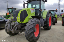 Claas Axion 850 CEBIS - Трактор