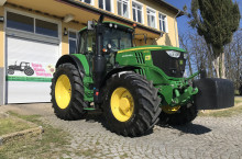 John-Deere 6175R COMMAND QUAD ЛИЗИНГ - Трактор