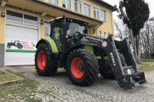 Claas ARION 630 CIS ЧЕЛЕН ТОВАРАЧ ЛИЗИНГ - Трактор