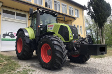 Claas AXION 850 CIS ЛИЗИНГ - Трактор