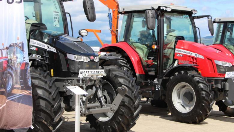 БАТА АГРО 2021: Първите продажби на новото поколение трактори MF 8S са вече факт