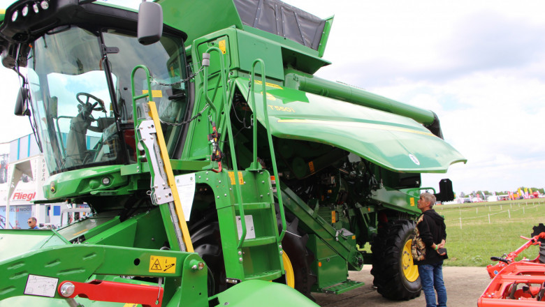 Прецизното земеделие - фокусът на Мегатрон на БАТА АГРО