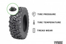 650/65R42 170D/167E GROUND KING TL-ИНТЕЛИГЕНТНИ ГУМИNOKIAN TYRES INTUITUTM - Трактор