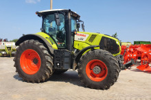 Claas Axion 850 CIS T4 -2018-НАЛИЧЕН ❗❗❗ - Трактор