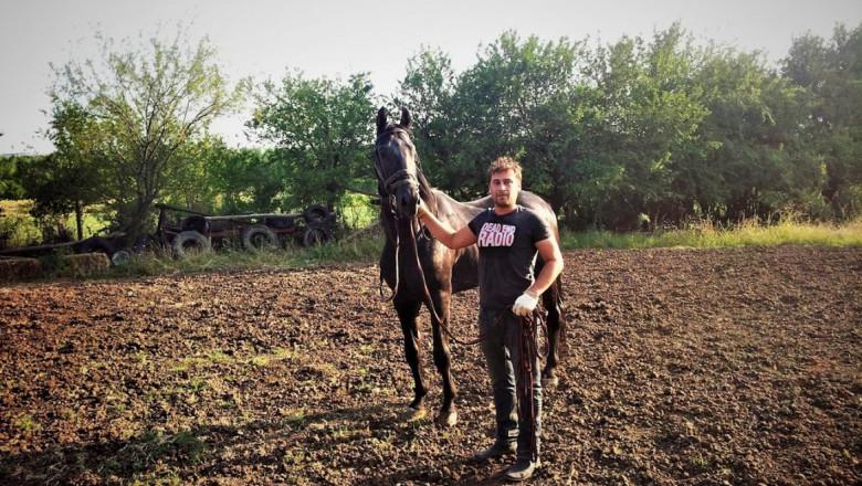 Цветомир Нечев - актьорът, който избра земеделието като призвание