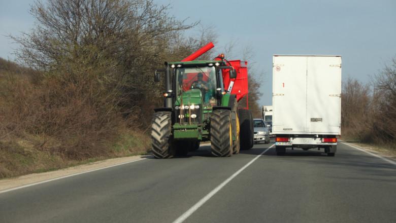 Отново инцидент с почерпен тракторист в Добруджа