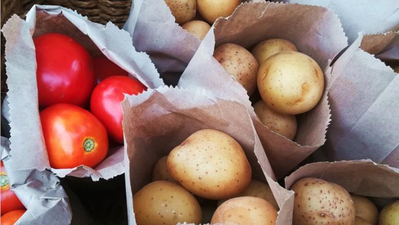 Зеленчуковата реколта: Доматите изостанаха, картофите излязоха на плюс